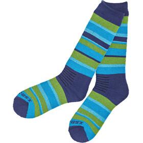 Isbjörn Snowfox Socks Children green/blue